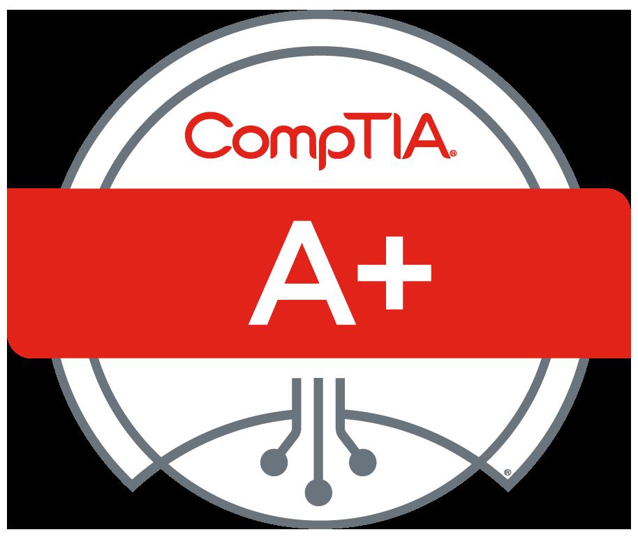 CompTIA-A+ Logo