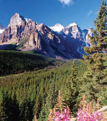 Photo of Canadian Rockies