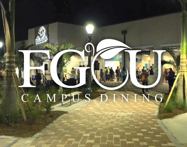 FGCU Campus Dining logo
