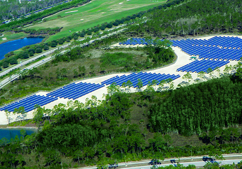 FGCU Solar Field