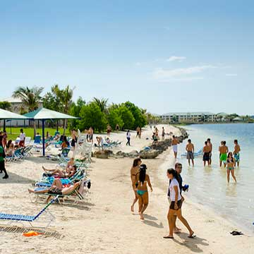 Photo of FGCU waterfront