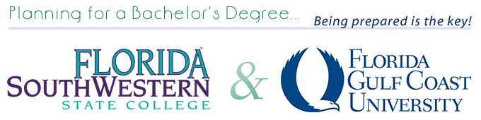FGCU and FSW Transfer Agreement logos