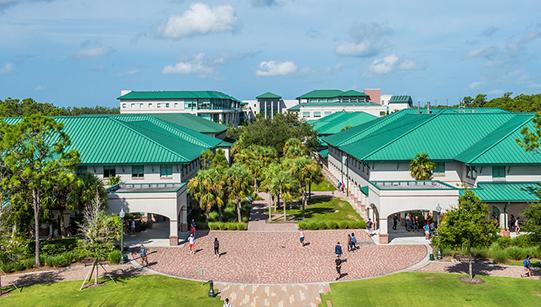 FGCU Campus photo