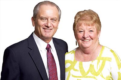 Photo of Donna and John Schubert