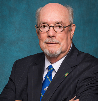 Photo of President Martin