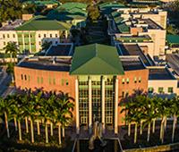 Photo of FGCU campus