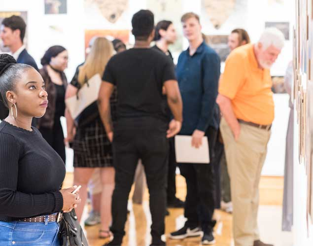 21st Annual Student Juried exhibition