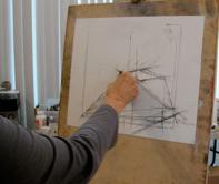 Spring Studies in Drawing