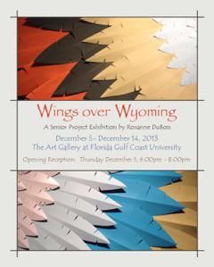 Fall 2013 Senior Project Exhibition