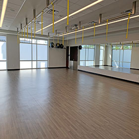 group fitness studio 2