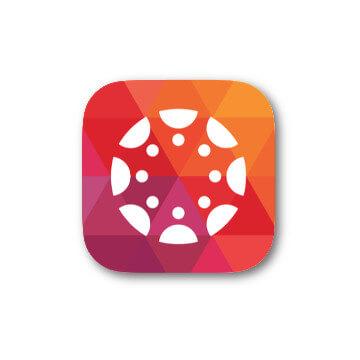 Canvas Student App Logo