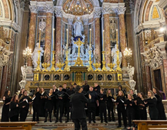 Chamber Choir in Rome image
