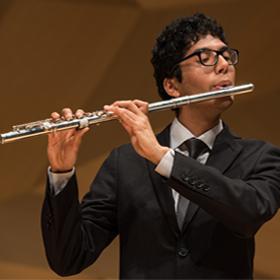 Photo of student - Music Performance