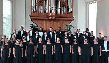 FGCU Chamber Choir at Bower Chapel