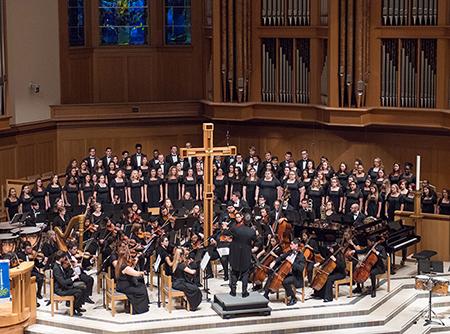 FGCU University Choir at Moorings Presbyterian