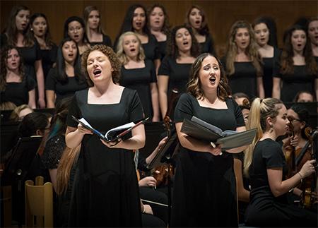 FGCU Women's Choir at Moorings Presbyterian