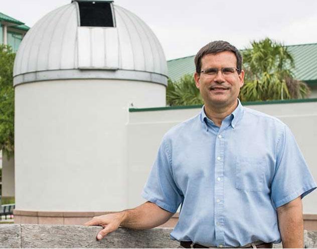 Photo of Prof. Buzasi