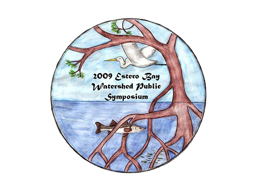 Estero Bay Watershed Public Symposium Logo