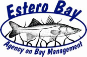Estero Bay Agency on Bay Management Logo