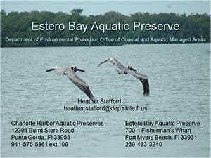 Estero Bay Presentation
