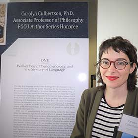 Dr. Culberson publishing recognition