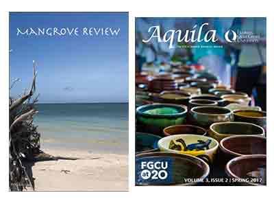 Mangrove Review & Aquila 2018 covers