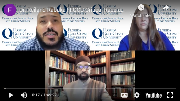 Video of CCRES Discussion