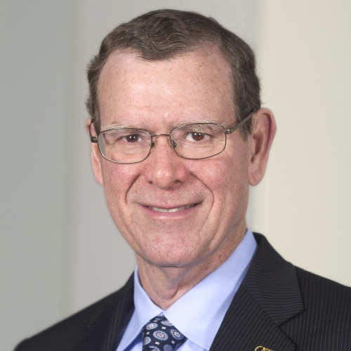 Distinguished speaker John Allison