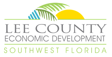 Lee County EDO logo