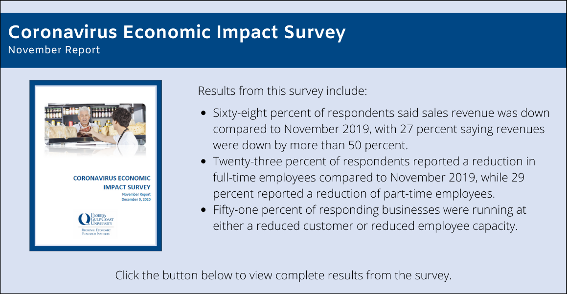 COVID Economic Impact Report