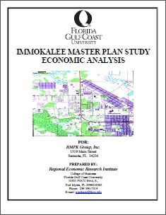 Immokalee Master Plan Cover