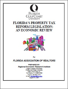 Property Tax Report Cover