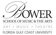 Bower School of Music & The Arts logo