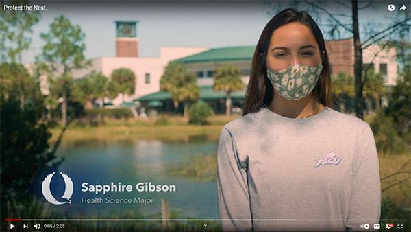 Photo of Sapphire - video overlay
