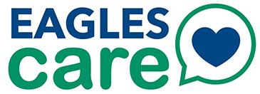 Eagles Care logo