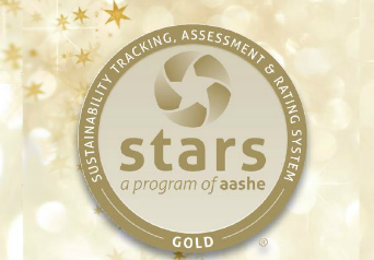 Sustainability, Tracking, Rating, & Assessment System Gold Rating