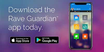 rave guardian app