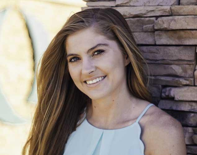 Photo of Rebecca Halmich
