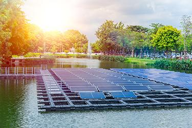 Solar water treatment