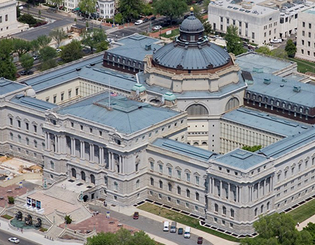 Library of Congress building