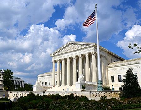 Supreme Court building