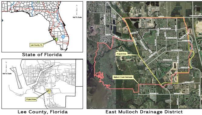 Mulloch Creek Map