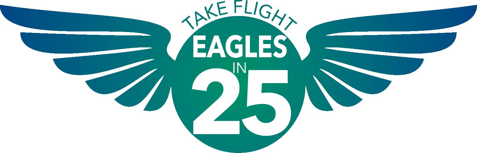 Eagles in 25