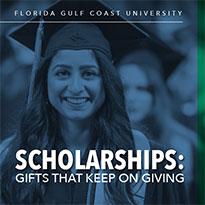 FGCU Scholarships Brochure