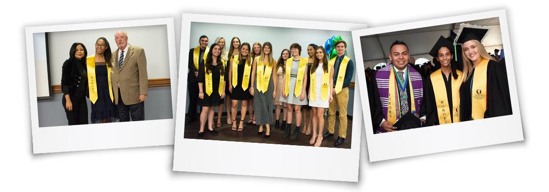 FGCU Honors Students