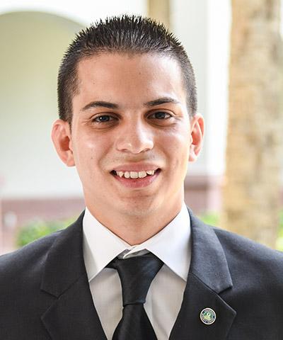 Photo of Andres Machado