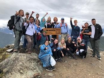 June 2018 Peru Study Abroad