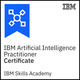 Artificial Intelligence Badge