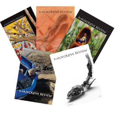 Mangrove Review covers