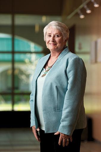 Portrait photo of Dr. Marieb